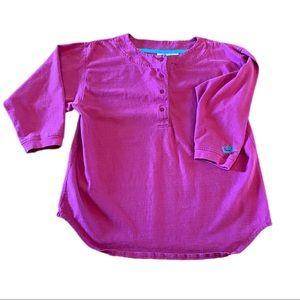 Vintage 90s Nike Purple Shirt Women Medium/Large